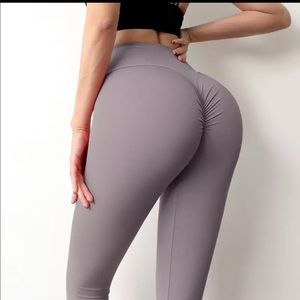 TikTok famous butt lifting ruched leggings
